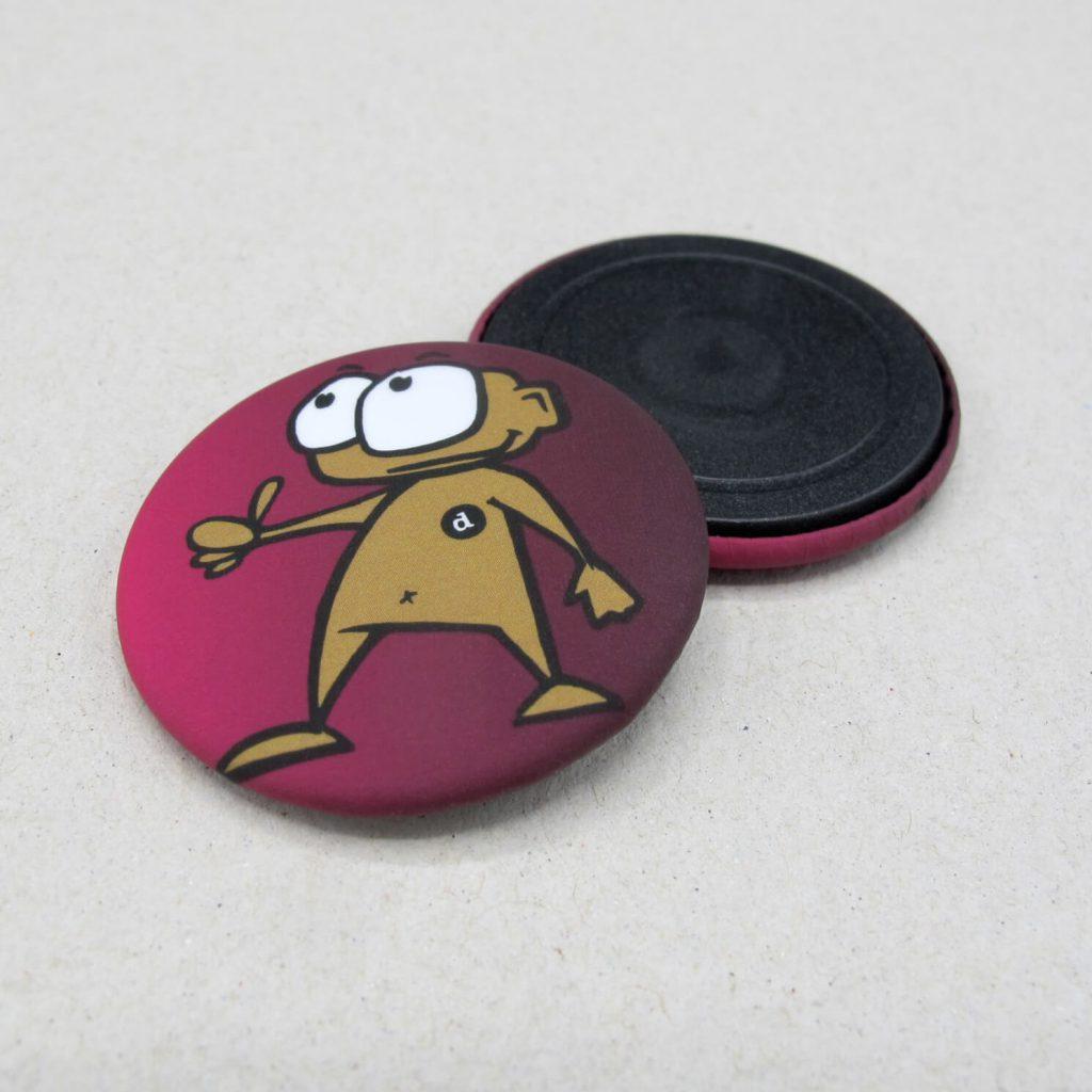 37mm Buttons / Magnet / MATT