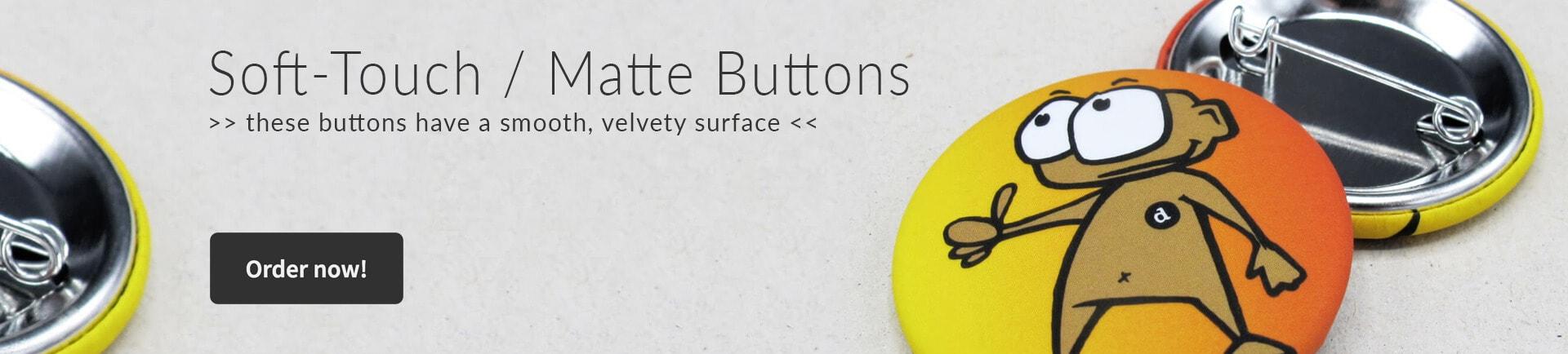 Matte Soft-Touch Buttons EN