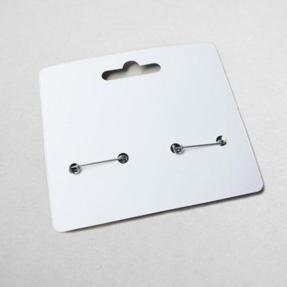 2er Set 37mm BACK Pins