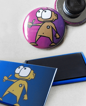 Magnet Buttons