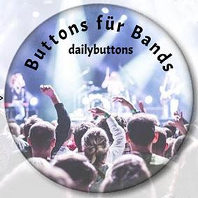 Buttons für Bands