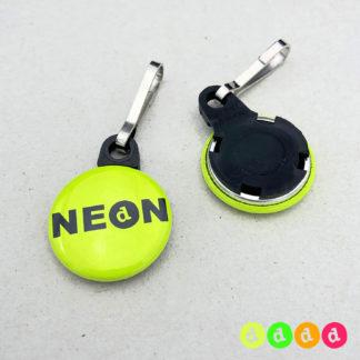 25mm Buttons NEON Anhänger