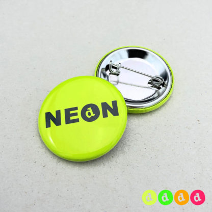31mm Buttons NEON Nadel