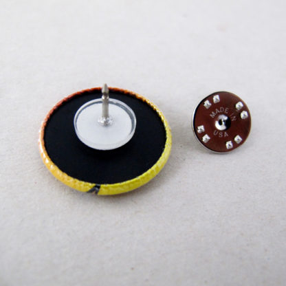 22mm Buttons Butterfly