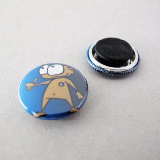 Kleidungsmagnet Button
