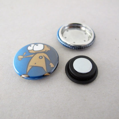 25mm Clothing Magnet