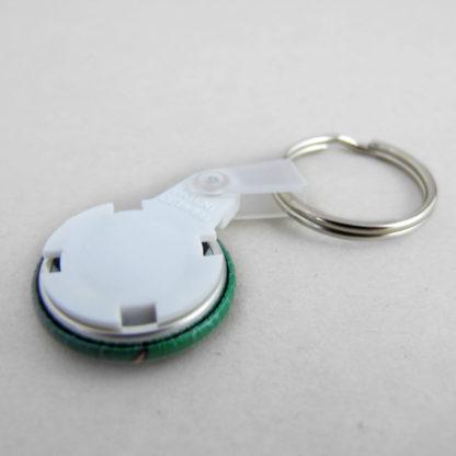 25mm Buttons mit Schlüsselring 3