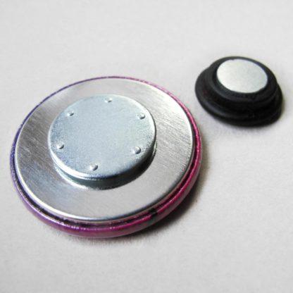 31mm Button Kleidungsmagnet 3