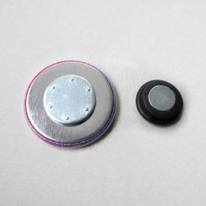 31mm Button Kleidungsmagnet 4
