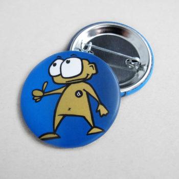 37mm Buttons Matt