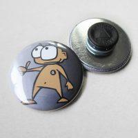 37mm Button Kleidungsmagnet