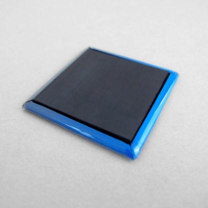 40x40mm Buttons mit Magnet (Rückseite)