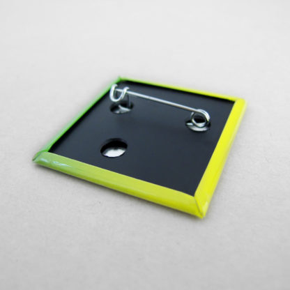 40x40mm Buttons mit Nadel (Rückseite)