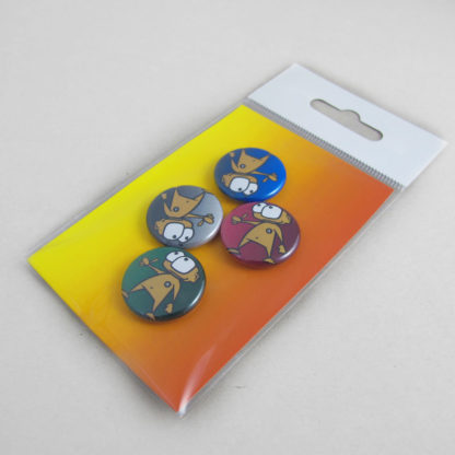 4er Button Set#2