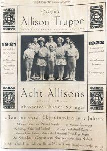Original Allison - Truppe