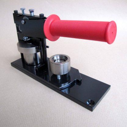 Buttonmaschine für 25mm Pins