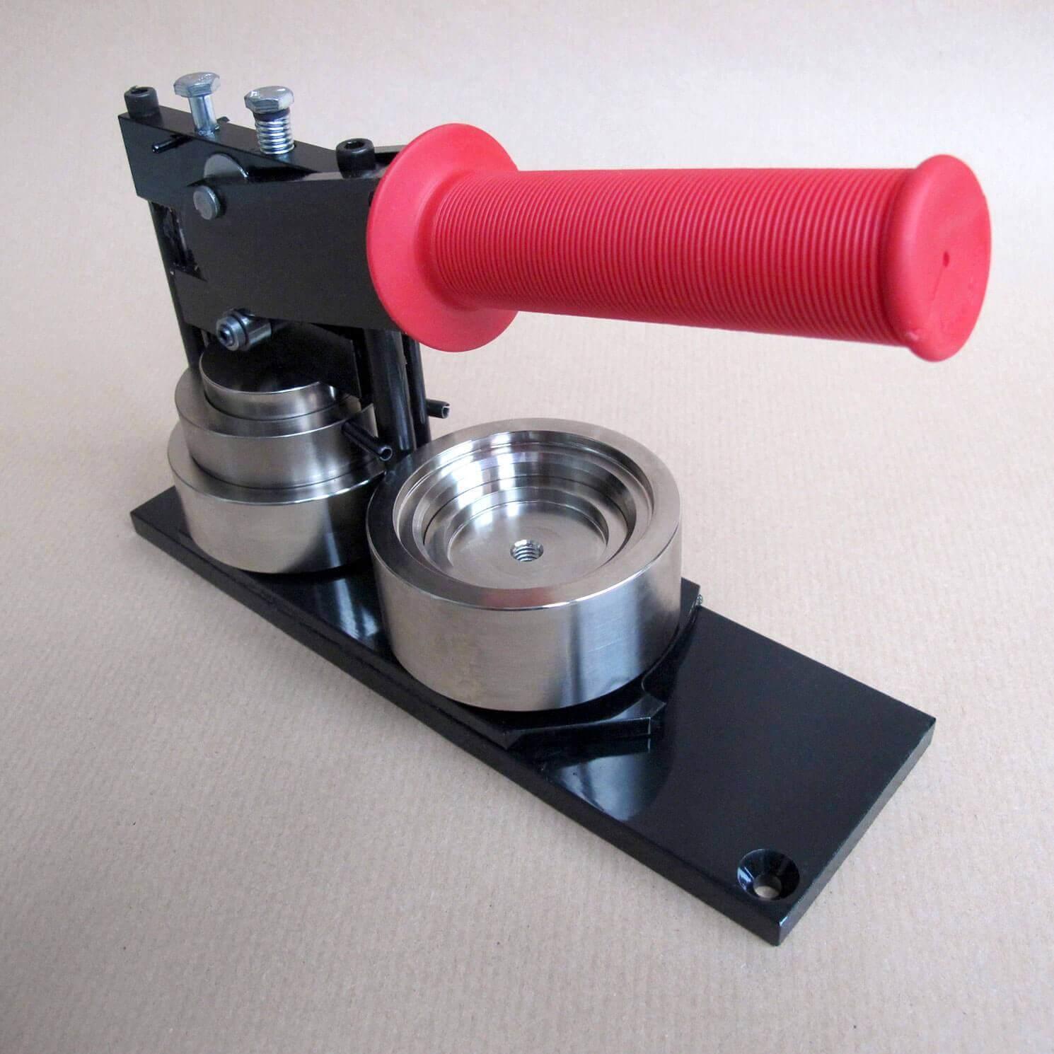 Buttonmaschine für 56mm Buttons