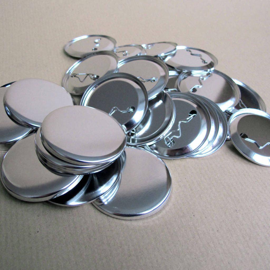 56mm Buttonrohlinge