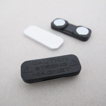 Kleidungsmagnet für Buttons doppelt