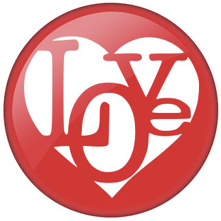 Love Button JGA