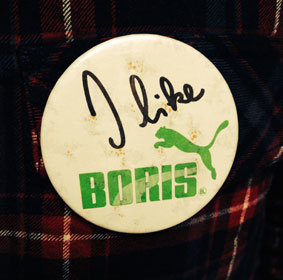 I like Boris